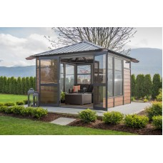Zurich 11' x 11' Fully Enclosed