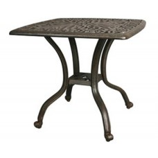 "21"" Square Accent Table Signature"